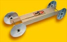 mouse trap car basic kit