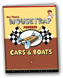 Mousetrap Cars: the secrets to success
