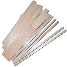 Mousetrap Racers Balsa Wood Builders Pack Doc Fizzix