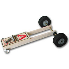 how to make a mousetrap car go