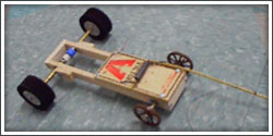 how to make a mousetrap car work